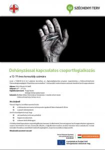 Dohányzással kapcsolatos csoportfoglalkozás 2014. február 10.