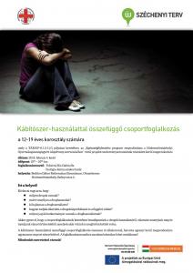 Kábítószer használat veszélyeiről szóló csoportfoglalkozás 2014. február 4.