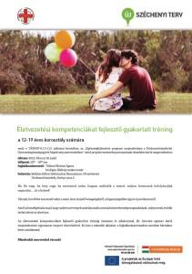 Életvezetési gyakorlati tréning 2014. február 18.