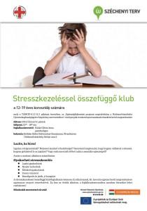 Stresszkezelés klub 2014. február 21.
