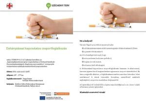 Dohányzással kapcsolatos csoportfoglalkozás 2014. március 10.