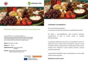 Egészséges táplálkozással kapcsolatos csoportfoglalkozás 2014. március 17.