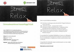 Stresszkezelés klub 2014. március 28.