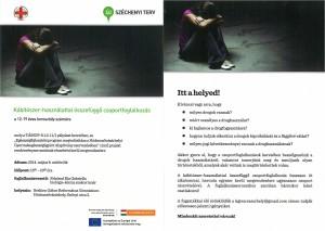 Kábítószer használat veszélyeiről szóló csoportfoglalkozás 2014. május 8.