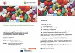 Kábítószer használat veszélyeiről szóló csoportfoglalkozás 2014. június 2.