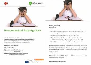 Stresszkezelés klub 2014. április 9.